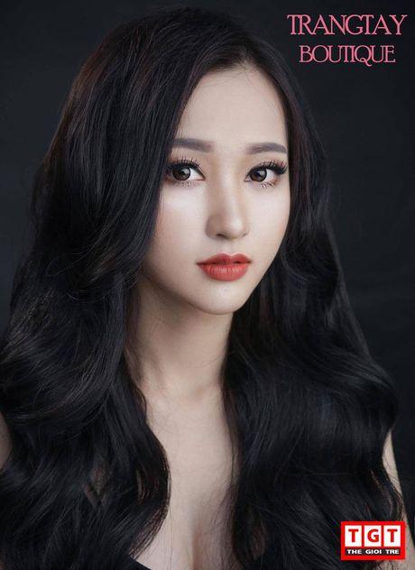 Hot girl xinh dep nhu cong chua, buon quan ao kiem tram trieu/thang - Anh 5