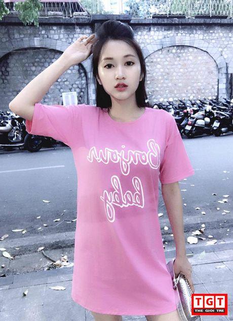 Hot girl xinh dep nhu cong chua, buon quan ao kiem tram trieu/thang - Anh 8