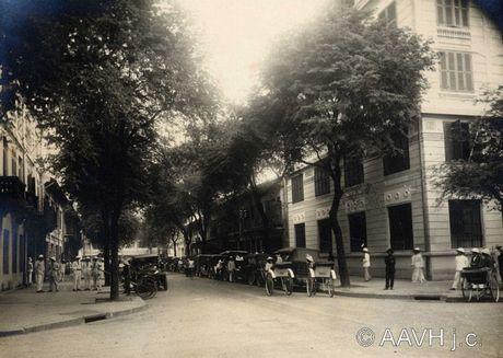 Loat anh hiem co ve Sai Gon nam 1925 cua nguoi Phap - Anh 1