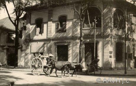 Loat anh hiem co ve Sai Gon nam 1925 cua nguoi Phap - Anh 3
