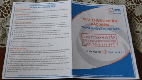 Thu hoi cong van gioi thieu doanh nghiep ban bao hiem - Anh 1