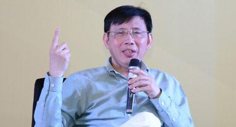 Pho Tong giam doc FPT: 'Nguoi Viet luoi suy nghi, de bi dat mui, day dinh kien' - Anh 1