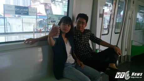 Dan Thu do tan mat kham pha ga duong sat tren cao Cat Linh-Ha Dong - Anh 8