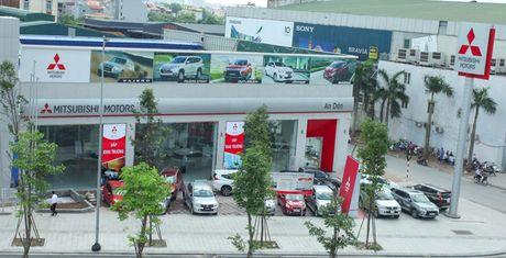 Mitsubishi Motors Viet Nam khai truong dai ly 3S 2 trieu USD tai HN - Anh 1