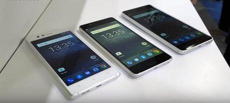 Thoi diem len ke va gia ban Nokia 3, 5, 6 tai thi truong Viet Nam - Anh 1