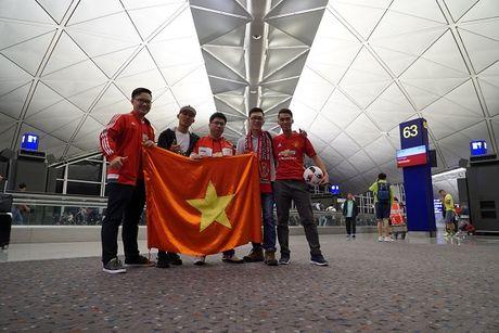 CDV Viet Nam tranh tai cung CDV bong da tren toan the gioi tai cuoc thi Chevrolet Fan Cup 2017 - Anh 1