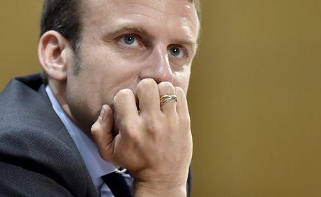 Nhung gam mau khac nhau trong Noi cac cua ong Macron - Anh 1