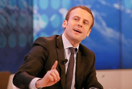Nhung gam mau khac nhau trong Noi cac cua ong Macron - Anh 2