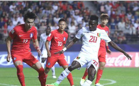 U20 Han Quoc 'mo hang' suon se tai World Cup - Anh 1