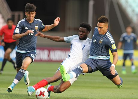U20 Han Quoc 'mo hang' suon se tai World Cup - Anh 2