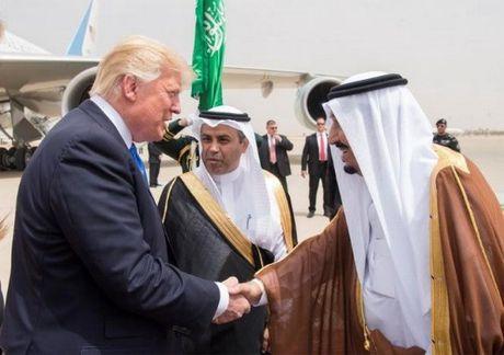 My-Saudi Arabia nhat tri ve cac thoa thuan vu khi gan 110 ty USD - Anh 1