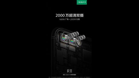 Oppo xac nhan flagship R11 co camera kep 'Lossless Zoom' - Anh 1