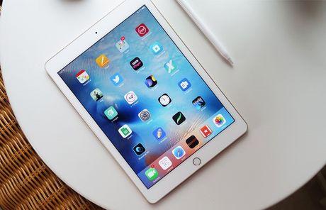 Apple ra mat iPad Pro 10,5 inch ngay trong thang 6? - Anh 1