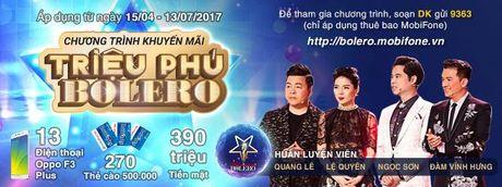 Dam Vinh Hung nghen ngao truoc man cover day xuc dong cua hoc tro Than tuong Bolero - Anh 5