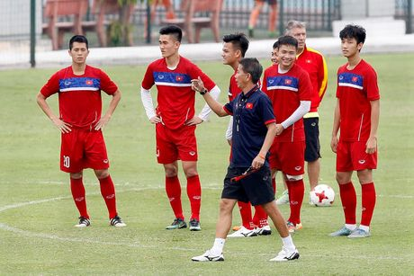 World Cup va tam ve cua U20 Viet Nam: Lich su vay goi - Anh 1
