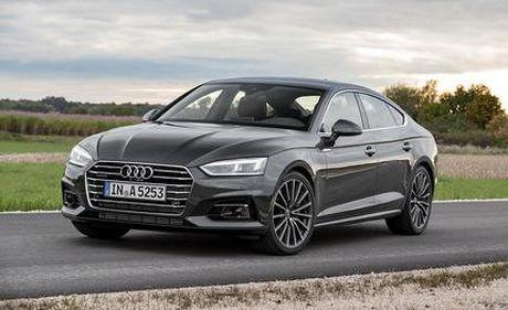 Ra mat phien ban Audi A5 Sportback tai VN - Anh 1