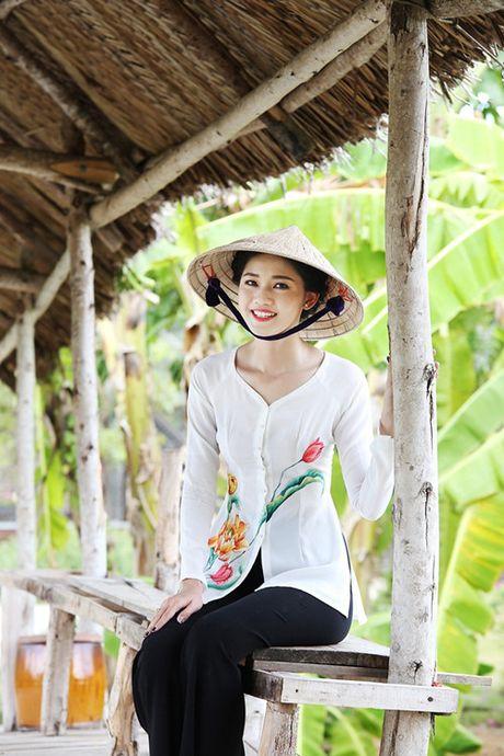 A hau Thanh Tu trai nghiem du lich mien song nuoc - Anh 10