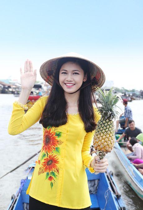 A hau Thanh Tu trai nghiem du lich mien song nuoc - Anh 6
