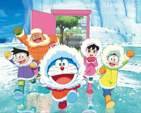 Phan moi nhat cua Doraemon tiep tuc 'oanh tac' phong ve Nhat Ban - Anh 1