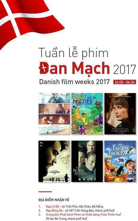 Chieu phim Dan Mach mien phi cho khan gia Hue va Da Nang - Anh 1
