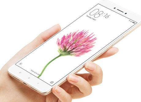 Xiaomi Mi Max 2 pin 'khung' 5.000mAh ra mat vai ngay toi - Anh 1