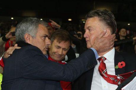 Li do gi Van Gaal giup Ajax danh bai MU va Mourinho? - Anh 1