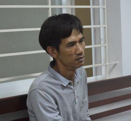 Giet nguoi tinh o TP.HCM mang ra Vung Tau phi tang - Anh 1
