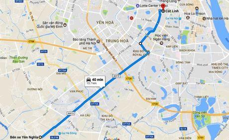 Ha Noi dang mo cua tham quan tau duong sat Cat Linh - Ha Dong - Anh 4