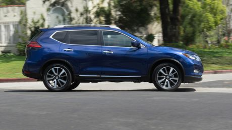 10 SUV/crossover tiet kiem nhien lieu nhat 2017 - Anh 4