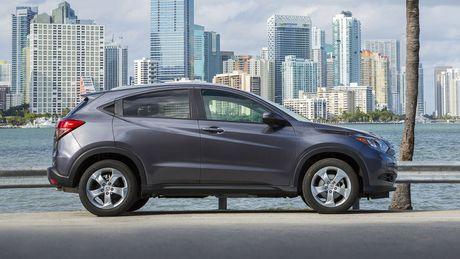 10 SUV/crossover tiet kiem nhien lieu nhat 2017 - Anh 9