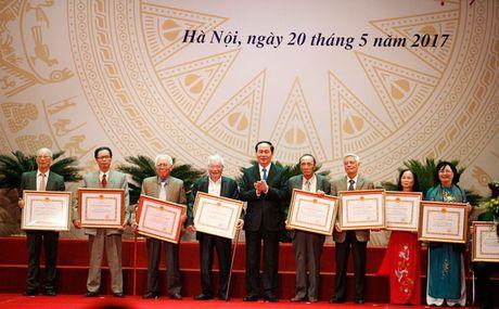 Giai thuong Ho Chi Minh, Giai thuong Nha nuoc ve van hoc nghe thuat dot 5 vinh danh 113 tac gia - Anh 1