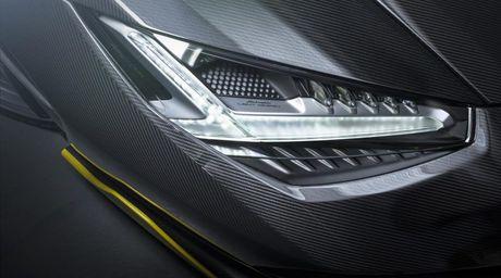 Chiec Lamborghini Centenario dau tien da co mat tai chau A - Anh 3