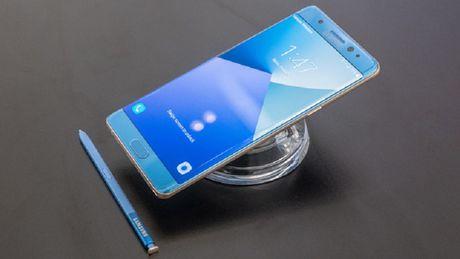 Samsung Viet Nam khong ban Galaxy Note 7 tan trang, co nen mua xach tay? - Anh 1