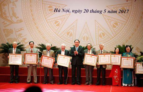 113 tac gia duoc trao giai thuong Ho Chi Minh, Nha nuoc - Anh 1