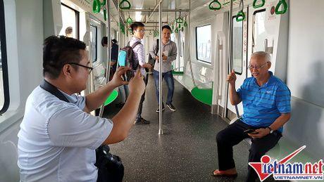 Nhieu bat tien o tuyen duong sat tren cao Cat Linh-Ha Dong - Anh 10