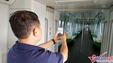 Nhieu bat tien o tuyen duong sat tren cao Cat Linh-Ha Dong - Anh 12