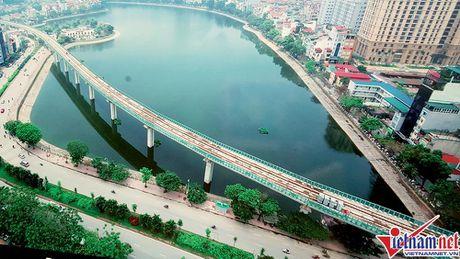 Nhieu bat tien o tuyen duong sat tren cao Cat Linh-Ha Dong - Anh 18