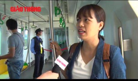 Nguoi dan noi gi khi tham quan ga, tau duong sat Cat Linh-Ha Dong? - Anh 2