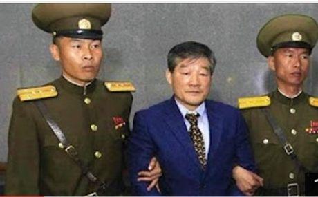 Trieu Tien cong bo anh ro net nghi pham muu sat ong Kim Jong-un - Anh 1