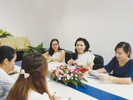Chu tich HDQT Cong ty Venus Vu Ngoc Huong: Gia san lon nhat la su dong long - Anh 1
