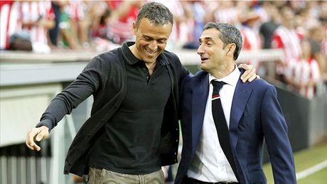 Barcelona len ke hoach tri an Luis Enrique theo cach dac biet - Anh 2