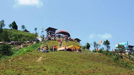 Man du luon dep nhu tranh tren diem bay Khau Pha - Anh 3