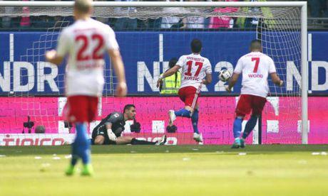 Loi nguoc dong ngoan muc, Hamburger SV la CLB hanh phuc nhat dem nay - Anh 3