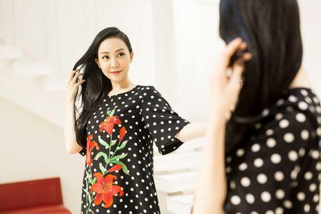 Hinh anh moi nhat cua Linh Nga - Anh 12