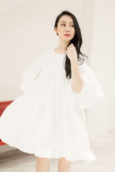 Hinh anh moi nhat cua Linh Nga - Anh 1