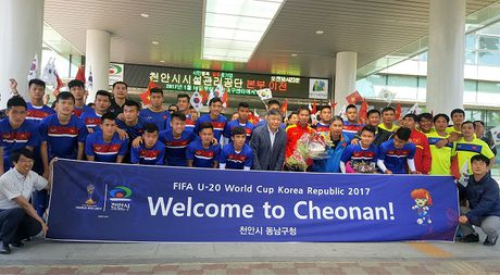 U20 Viet Nam can may man de thang U20 New Zealand - Anh 1