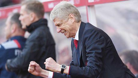 Arsenal xep thu 5 chung cuoc, mat luon Koscielny o Chung ket FA Cup - Anh 1