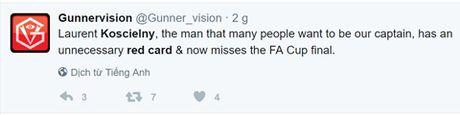 Arsenal xep thu 5 chung cuoc, mat luon Koscielny o Chung ket FA Cup - Anh 5