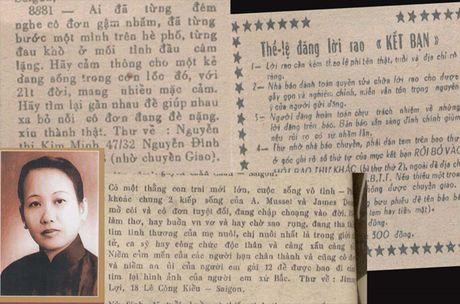 'Dac san' bao Sai Gon xua: Tu 'Go roi to long' den 'Tim ban bon phuong' - Anh 1