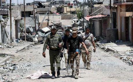 Luc luong Iraq keu goi IS dau hang tai Mosul - Anh 1